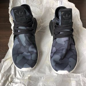 Adidas NMD xR1 (Black Duck Camo)